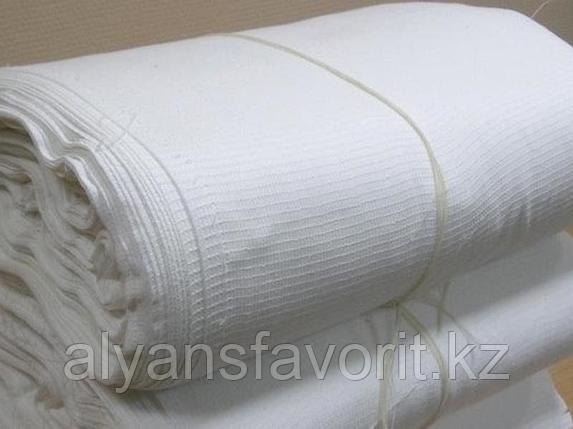 Вафельная ткань (полотно) отбеленное в ассортименте, фото 2