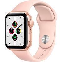 Apple Watch SE GPS, 40mm Gold Aluminium Case Only (Demo), Model A2351