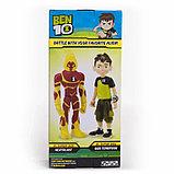 "Ben 10 ""Человек-огонь"" фигурка 28 см,  76702, фото 5"