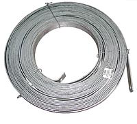 Лента оцинкованная не ржавеющая 30х3 (1рулет-40м) TEKPAR