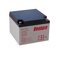 Аккумулятор Ventura GPL 12-26 (12V / 26Ah)