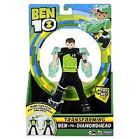 "Ben 10 ""Бен - Алмаз"" фигурка-трансформер 18 см, 76693"