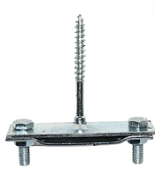 Настенное крепление для ленты DUVAR KROSE 30х3