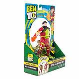 """Ben 10 """"Бен - Человек-огонь"""" фигурка-трансформер 18 см , 76691, фото 6"""