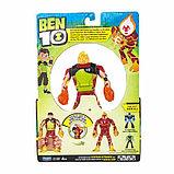 """Ben 10 """"Бен - Человек-огонь"""" фигурка-трансформер 18 см , 76691, фото 7"""