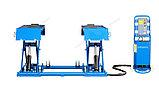 Подъемник ножничный для шиномонтажа и зоны приемки, г/п 3 т (220В), фото 3