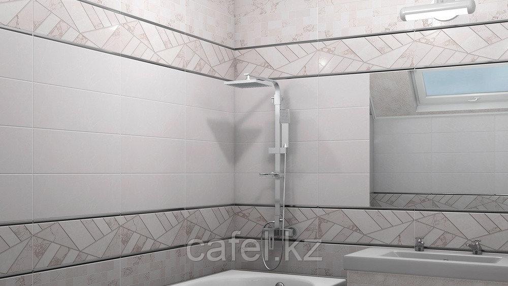 Кафель | Плитка настенная 20х60 Ринальди | Rinaldi серый