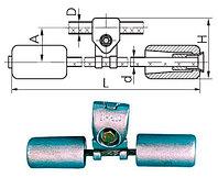 Гаситель вибрации ГВН-2-13