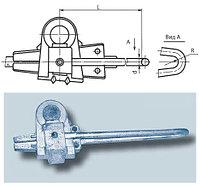 Зажим монтажный клиновой МК-3