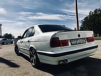 Задняя накладка , обвес AC Schnitzer для BMW E34