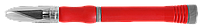 """Набор ЗУБР Нож """"Мастер"""" для художеств. и дизайнер. работ, с перовым лезвием, 2-хкомп. корпус,сталь У8А, 5"""