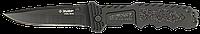 """Нож ЗУБР """"ПРЕМИУМ"""" ДИВЕРСАНТ складной тактический, усилен. метал. рукоятка, усилен. лезвие для рубки"""
