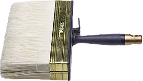 """Макловица ЗУБР """"АКВА"""", искусственная щетина, пластмассовый корпус, 50х150мм"""