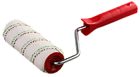 "Валик ""МИКРОТЕКС"", ворс 9мм, ручка 8мм, d=48/180мм, ЗУБР Эксперт"