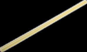 ЗУБР Профессионал прозрачные сверхпрочные клеевые стержни, d 11 х 300 мм (11-12 мм)  34 шт. 1 кг