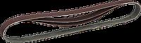 ЗУБР 25х762 мм, P180, лента шлифовальная МАСТЕР, для станка ЗШС-330, 3 шт.