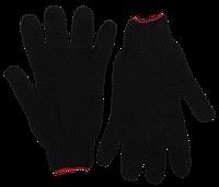 ЗУБР СТАНДАРТ, размер L-XL, перчатки трикотажные, утепленные.