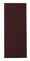 """Лист шлифовальный ЗУБР """"Мастер"""", без отверстий, для ПШМ на зажимах, Р600, 93х230мм, 5шт"""