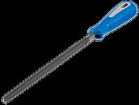 ЗУБР Профессионал квадратный напильник, двухкомпонентная рукоятка, 200 мм