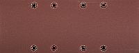 """Лист шлифовальный ЗУБР """"Мастер"""", 8 отверстий, для ПШМ на зажимах, Р180, 93х230мм, 5шт"""