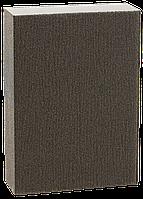 "Губка шлифовальная ЗУБР ""Мастер"" четырехсторонняя, средняя жесткость, Р180, 100х68х26мм"