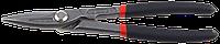 ЗУБР Прямые 210 мм ножницы по металлу, длина режущей кромки 45 мм