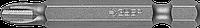 """Биты ЗУБР """"Мастер"""" кованые, хромомолибденовая сталь, тип хвостовика E 1/4"""", PH3, 50мм, 2шт"""