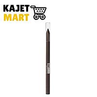 Гелевый карандаш для глаз Tattoo liner 910 каштановый