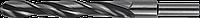 ЗУБР ТЕХНИК 14.5х169мм, Сверло по металлу, проточенный хвотосвик, сталь Р4М2, класс В