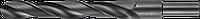 ЗУБР ТЕХНИК 17.0х184мм, Сверло по металлу, проточенный хвотосвик, сталь Р4М2, класс В