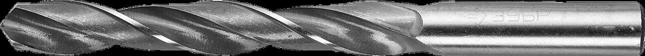 ЗУБР 12.5х151мм, Сверло по металлу, сталь Р6М5, класс В