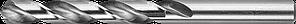 ЗУБР 13.0х151мм, Сверло по металлу, сталь Р6М5, класс А