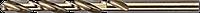 ЗУБР КОБАЛЬТ 6.7х109мм, Сверло по металлу, сталь Р6М5, класс А