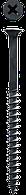 Саморезы СГД гипсокартон-дерево, 90 х 4.8 мм, 100 шт, фосфатированные, ЗУБР Профессионал