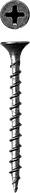 Саморезы СГД гипсокартон-дерево, 45 х 3.5 мм, 500 шт, фосфатированные, ЗУБР Профессионал