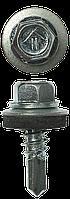 Саморезы СКМ кровельные, 19 х 5.5 мм, 2 500 шт, для металлических конструкций, ЗУБР Профессионал