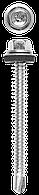 Саморезы СКМ кровельные, 60 х 6.3 мм, 160 шт, для металлических конструкций, ЗУБР Профессионал