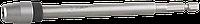 """ЗУБР 150мм, удлинитель с быстросъемным устройством для сверл перовых, хвостовик HEX 1/4"""""""