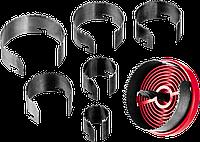 ЗУБР 7шт(26-63/18мм), пила сегментная наборная по дереву, 26-32-38-45-50-56-63х18 мм, фото 1