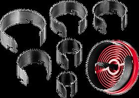 ЗУБР 7шт(26-63/18мм), пила сегментная наборная по дереву, 26-32-38-45-50-56-63х18 мм