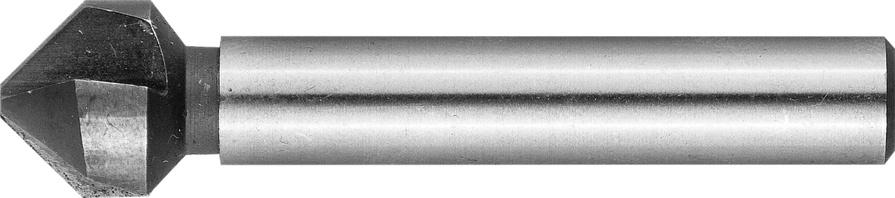 ЗУБР d 10,4x50мм, Зенкер конусный, для раззенковки М5