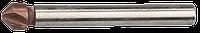 ЗУБР d 6.3x45мм, Зенкер конусный, кобальтовое покрытие, для раззенковки М3