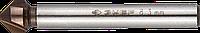 ЗУБР d 8,3x50мм, Зенкер конусный, кобальтовое покрытие,  для раззенковки М4