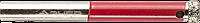 Сверло алмазное трубчатое по кафелю и стеклу, d=5 мм, зерно Р 60, ЗУБР Профессионал 29850-05