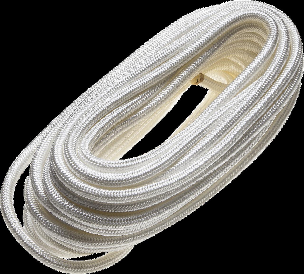 Фал ЗУБР капроновый, d=12,0 мм, 20 м, 3000 кгс, 86 ктекс