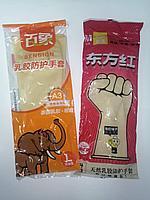 Перчатки гелиевые универсальные