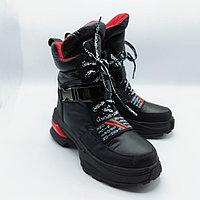 Женская обувь - кроссовки зимние, женские