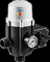 ЗУБР ЗБА блок автоматики, давления срабатывания 1.5 Атм, фото 1