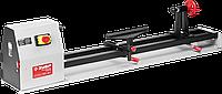 Станок токарный по дереву, ЗУБР ЗСТД-350-1000, 4 скорости, длина 1000 мм, d 350 мм, 350 Вт, фото 1