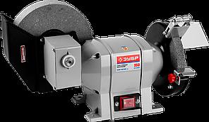 ЗУБР заточной станок для мокрого и сухого шлифования, d150 / d200 мм,  350 Вт
